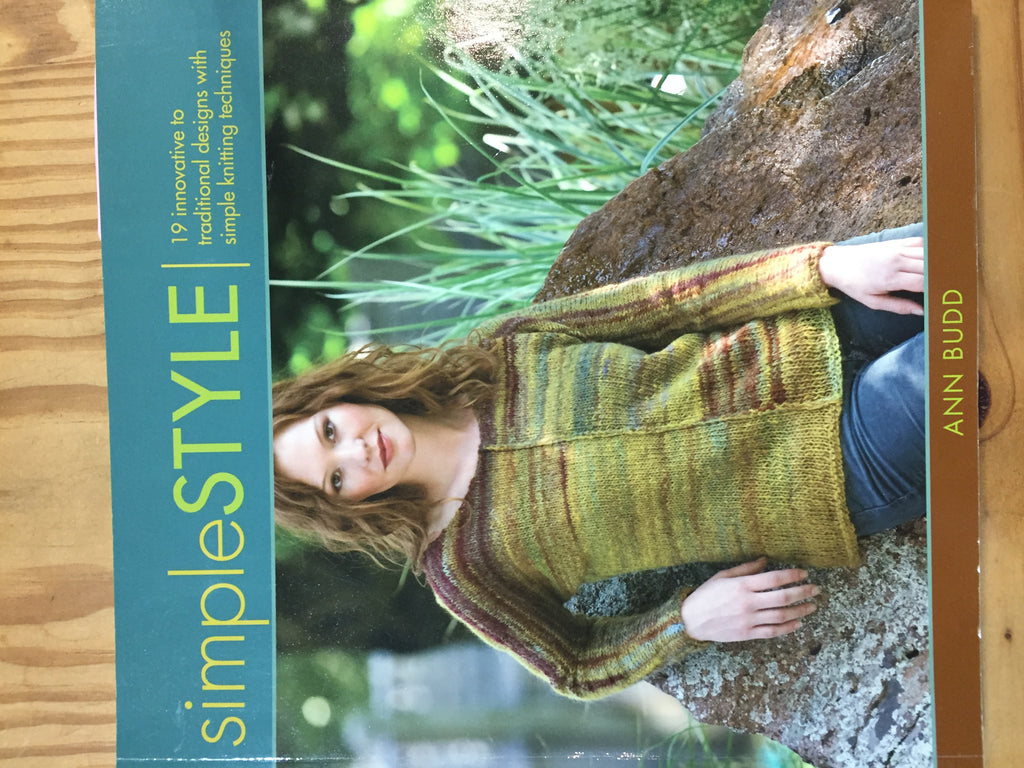 Simple Style by Ann Budd