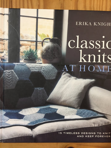 Classic Knits at Home by Erika Knight