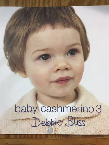 Baby Cashmerino 3 by Debbie Bliss