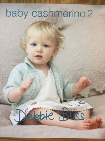 Baby Cashmerino 2 by Debbie Bliss