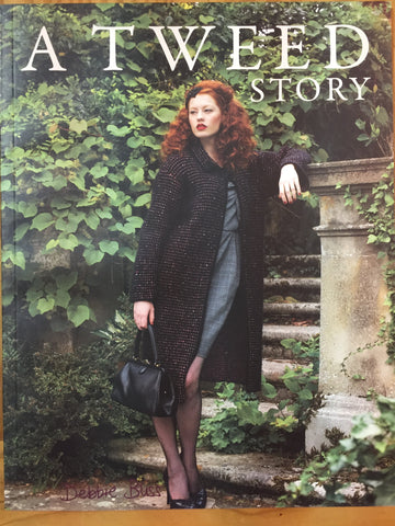 A Tweed Story by Debbie Bliss