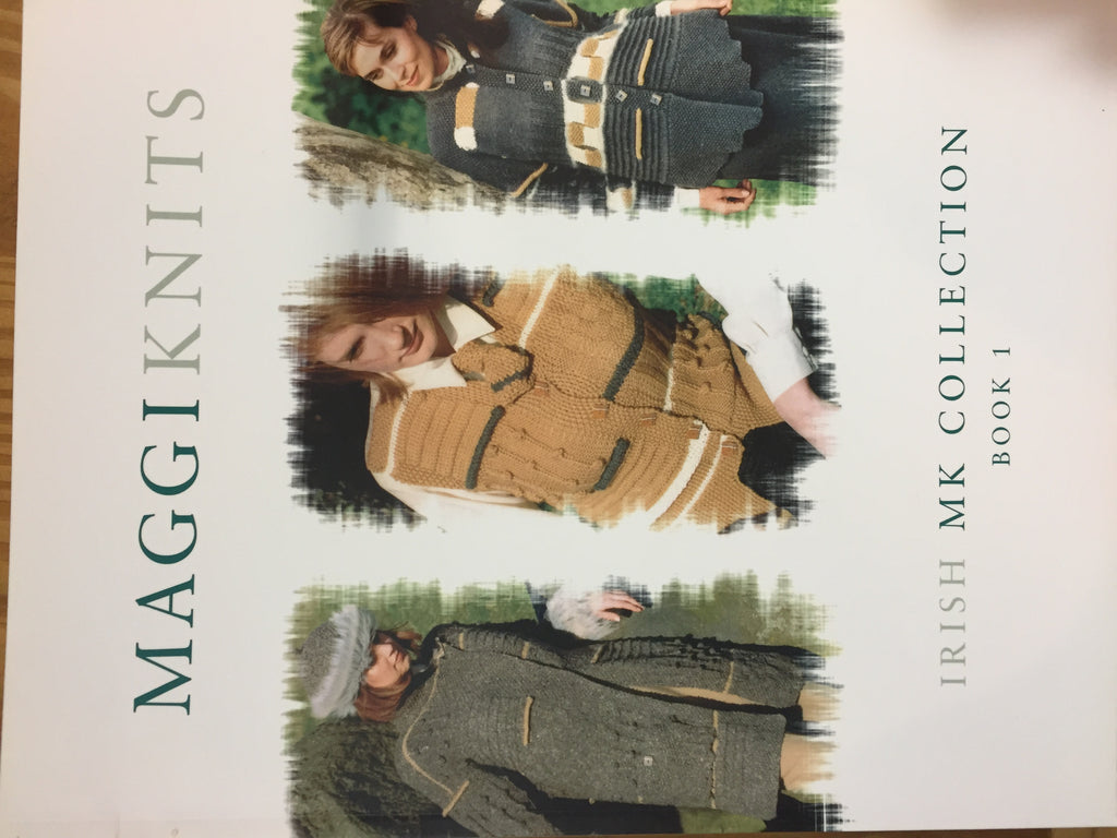 Irish MK Collection Book 1 by Maggiknits