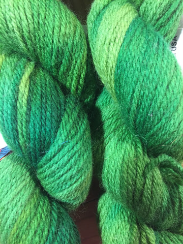 Twisted Sisters Jazz - Kaffir Green