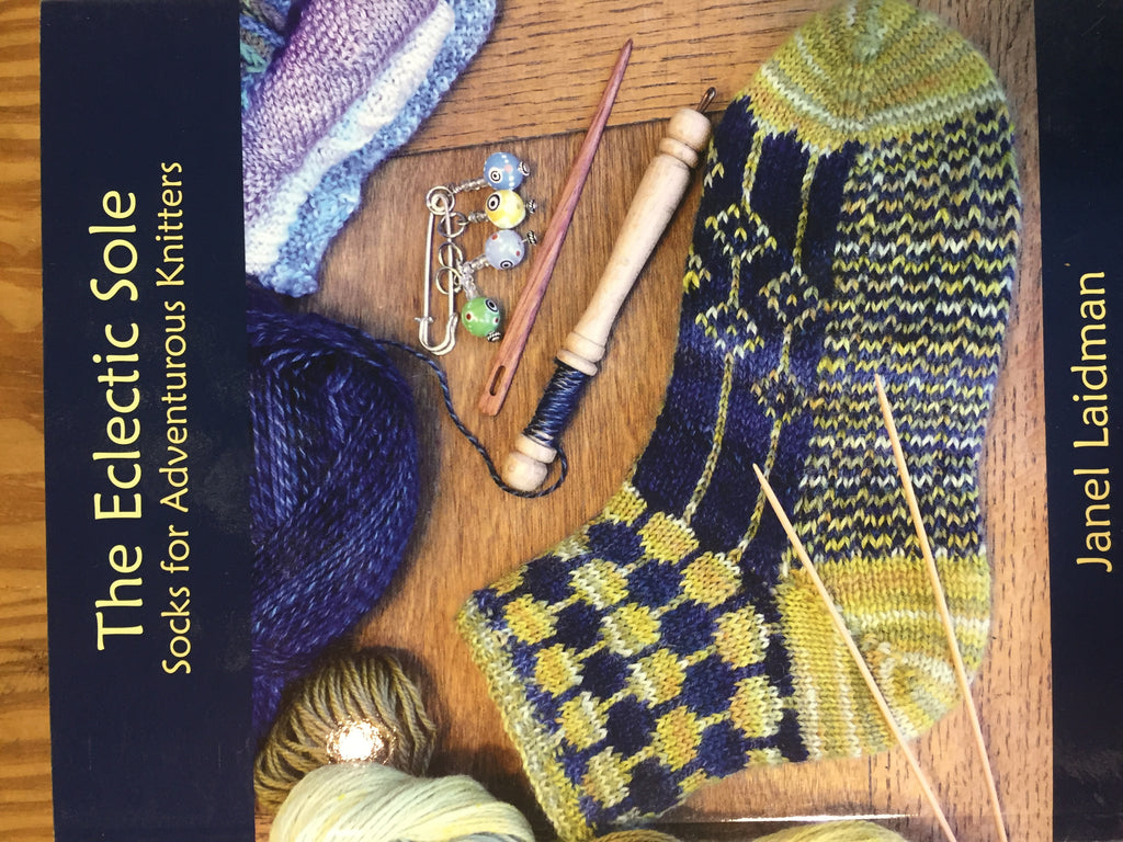 The Eclectic Sole by Janel Laidman