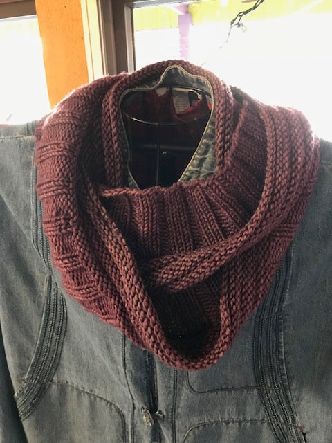 Infinity to Infinitude Scarf