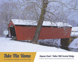 Simpson Creek/Hollen Mill Covered Bridge DK - Take Me Home Collection