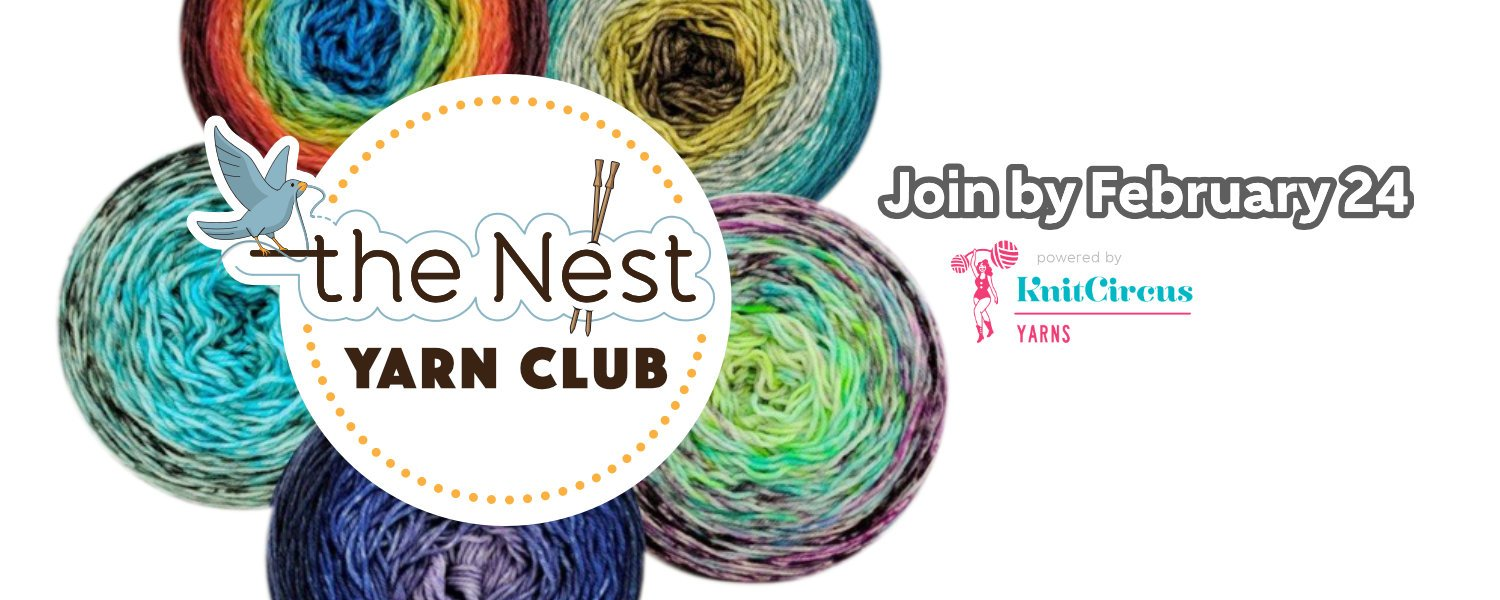 The Nest Yarn Club