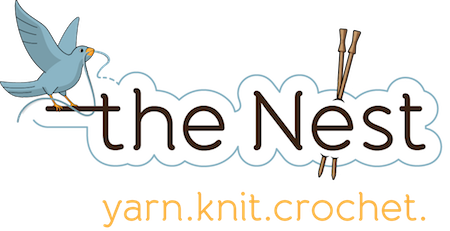 The Nest - Yarn, Knit, Crochet