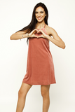 Swing Mini Dress