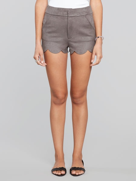 Sculptor Cut out Shorts