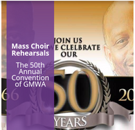 National Mass Choir Rehearsal - CDs
