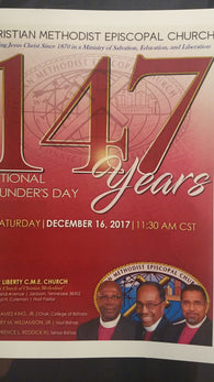 Founders' Day 147th Celebration CD