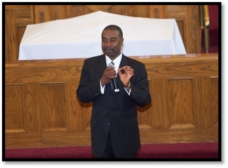 PST 2018 Rev. Oliver D. Walker CD