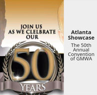 2017 GMWA Atlanta Showcase DVDs