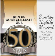 Sunday Nightly Musical Service DVD