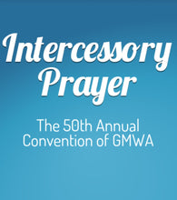 Intercessory Prayer Bishop Julia Wade DVD package