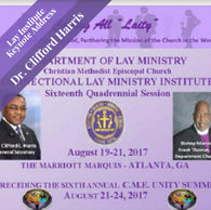 Dr. Clifford L. Harris Keynote Address CD