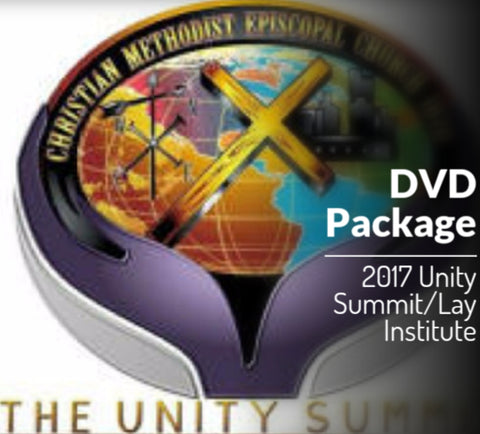 2017 Unity Summit/ Lay Institute DVD Package (28)