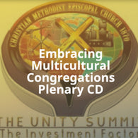 Embracing Multicultural Congregations Plenary CD