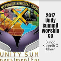Bishop Kenneth C. Ulmer Unity Summit Worship CD