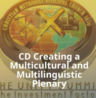 Creating a Multicultural and Multilinguistic Plenary CD
