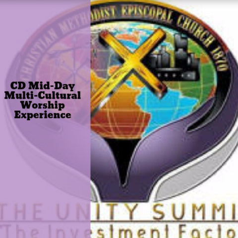 Mid-Day Multi-Cutural Worship Experience CD