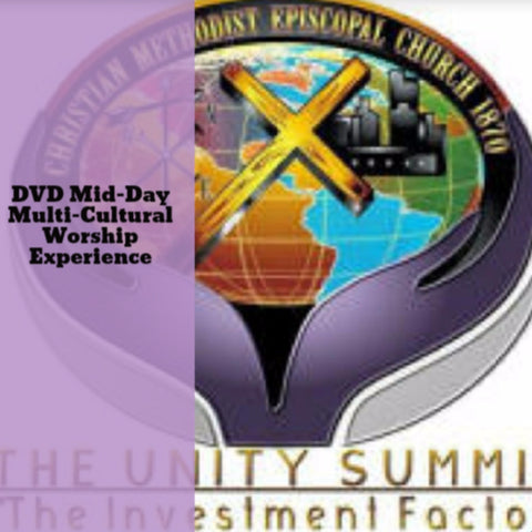 Mid-Day Multi-Cutural Worship Experience DVD