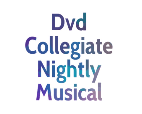 DVD Collegiate Musical GMWA Board Meeting 2018