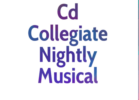 CD Collegiate Musical GMWA Board Meeting 2018