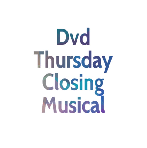DVDs Thursday Nightly Musical GMWA Board Meeting 2018