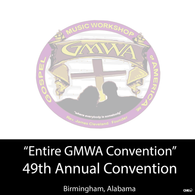 "GMWA 2016 DVD ""Entire Convention Package"""