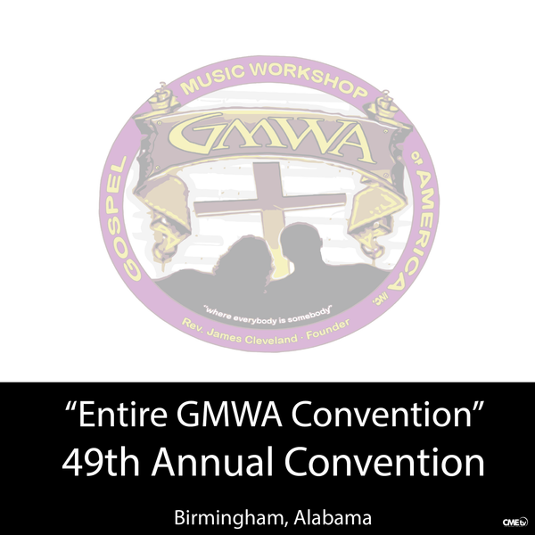 "GMWA 2016 CD ""Entire Convention Package"""