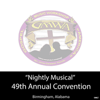 "GMWA 2016 CD ""Nightly Musical"""