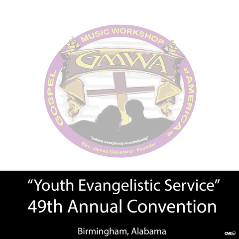 "GMWA 2016 ""Youth Evangelistic Service"""