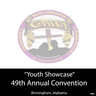 "GMWA 2016 ""Youth Showcase"""