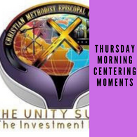 CD Thursday Morning Centering Moments