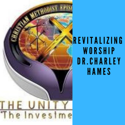 CD Revitalizing Worship Dr. Charley Hames