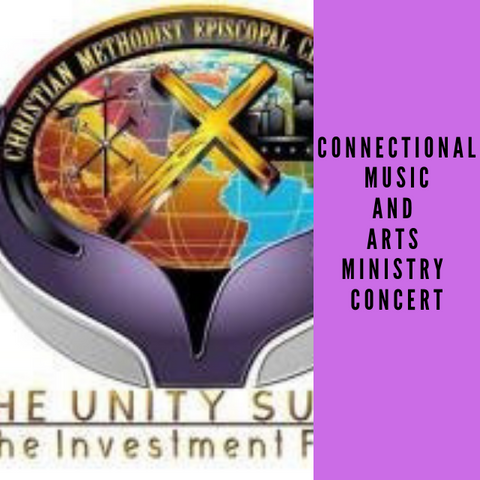 DVD Connectional Music and Arts Concert