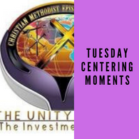 CD Tuesday Centering Moments