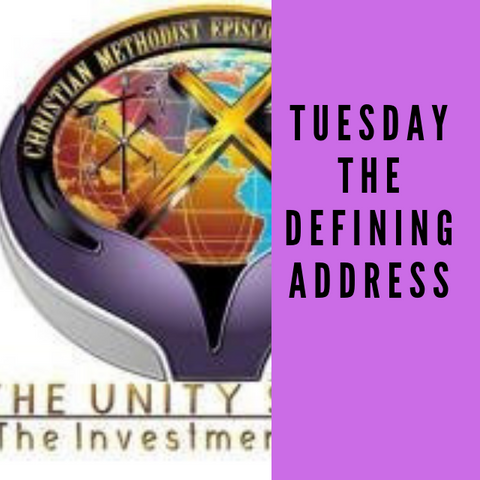 DVD Tuesday The Defining Address