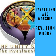 DVD Evangilism and Worship Rev. Leon Moore