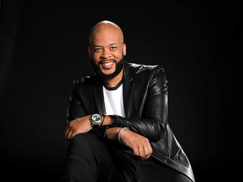 DVD Wednesday Special Concert James Fortune