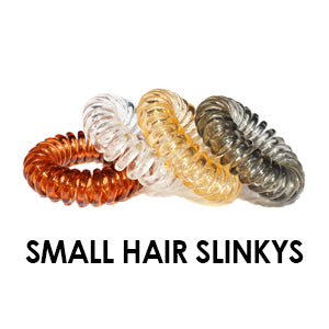 Small Hair Slinkys