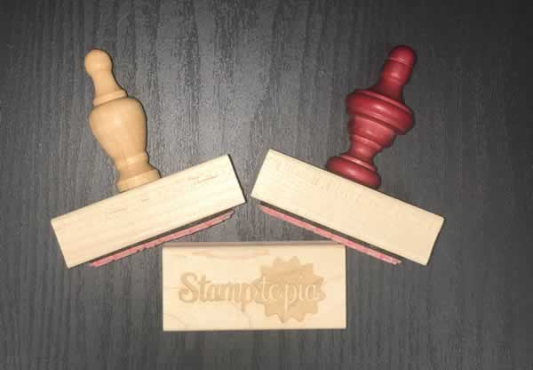 Wood handle styles
