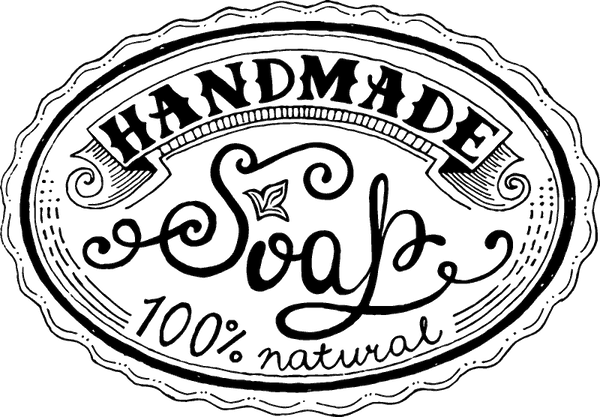 100% Natural Handmade Soap Stamp - Stamptopia
