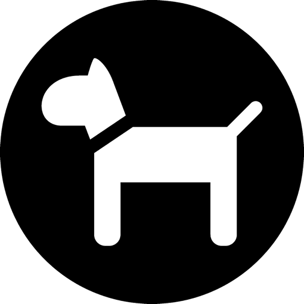 Dog Seal Rubber Stamp - Stamptopia