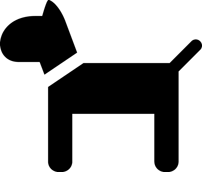 dog silhouette rubber stamp dog cat fur baby stamps stamptopia