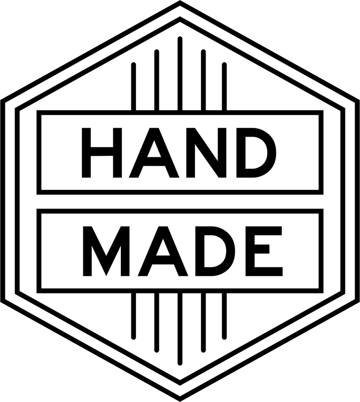Handmade Hexagon Stamp - Stamptopia