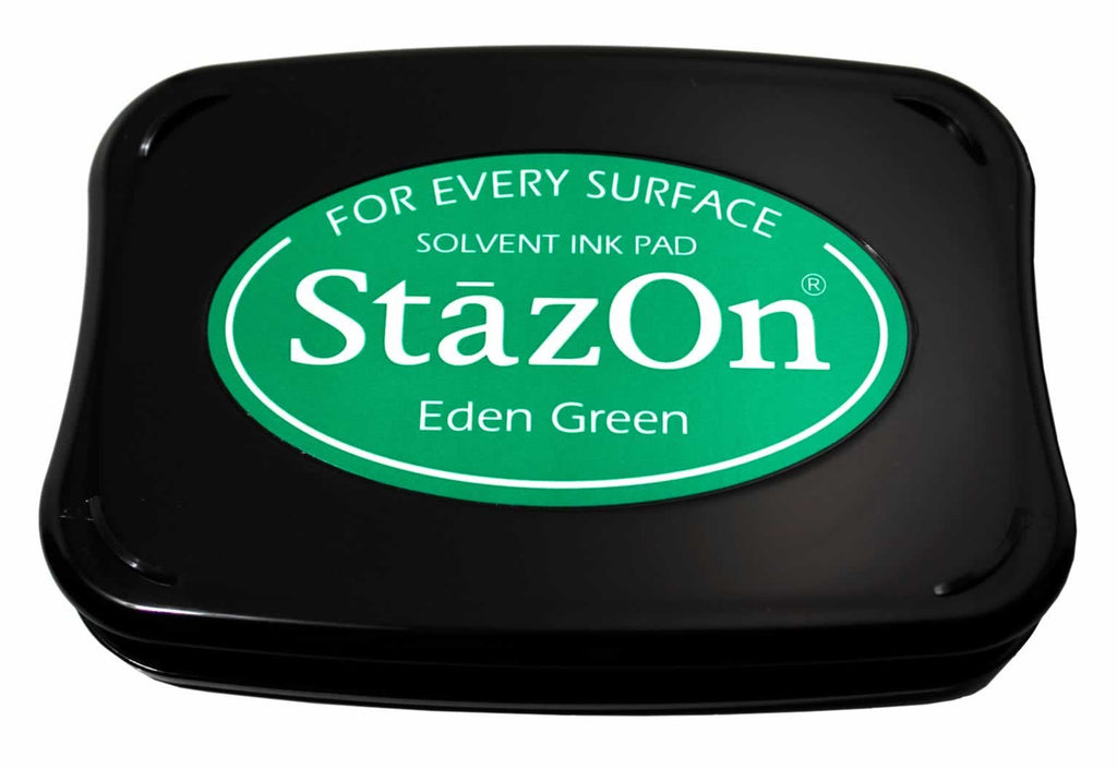 Stazon Permanent - Eden Green - Stamptopia