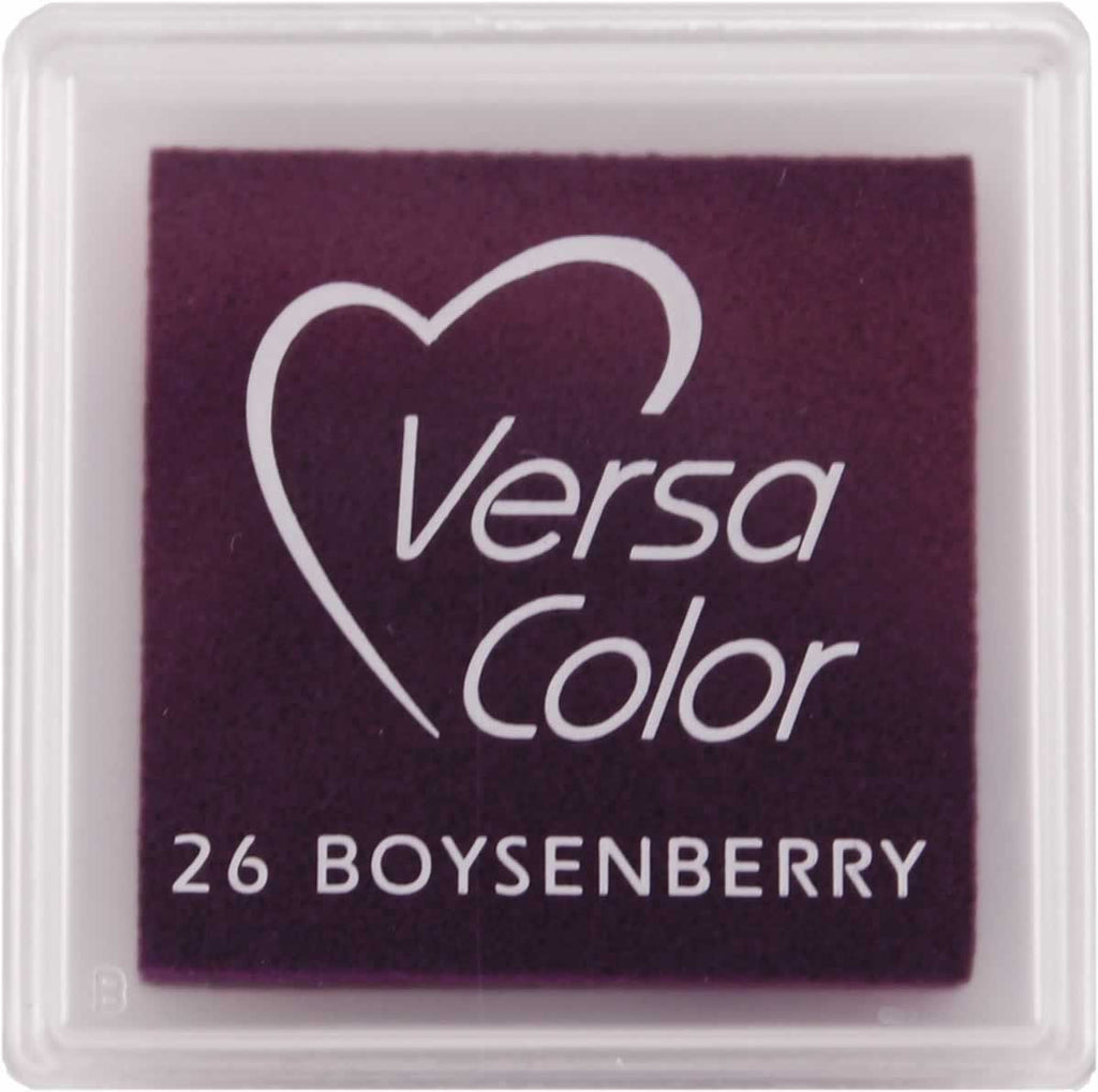 Versacolor Pigment Mini - Boysenberry - Stamptopia